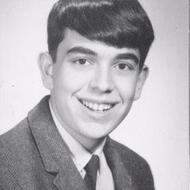 wally at age 17