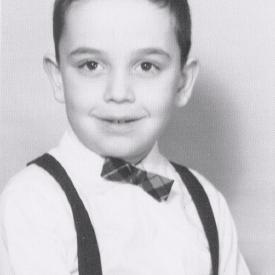 wally at age 5