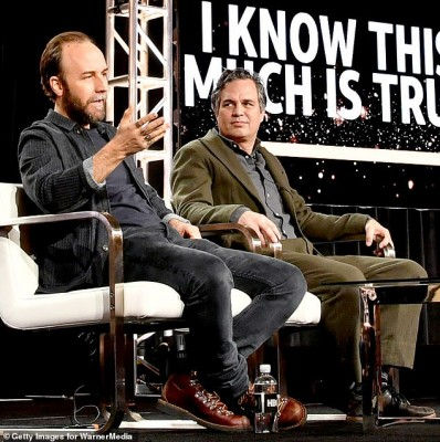 At the 2020 Television Critics Association winter press tour, writer/director Derek Cianfrance and star Mark Ruffalo discuss the challenges of filming this series.